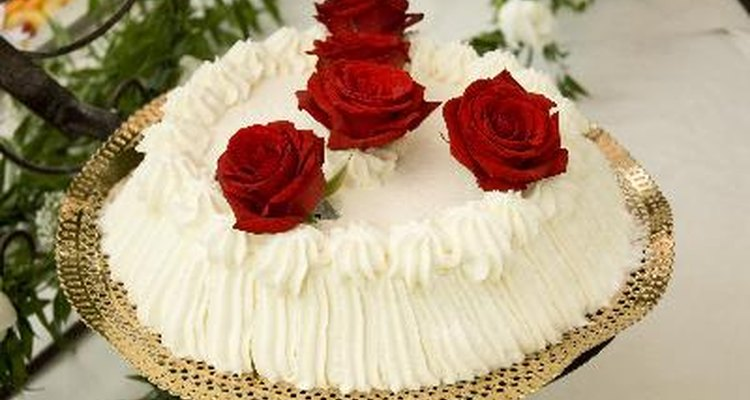 Una torta.