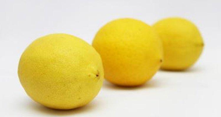 Los limones poseen un compuesto que actúa como repelente e insecticida.