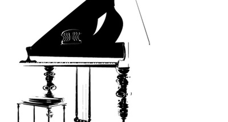 Ragtime music was defined by syncopated piano melodies over simple chord progressions.