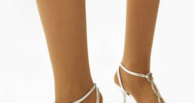 A medição da perna deve ser feita de pé