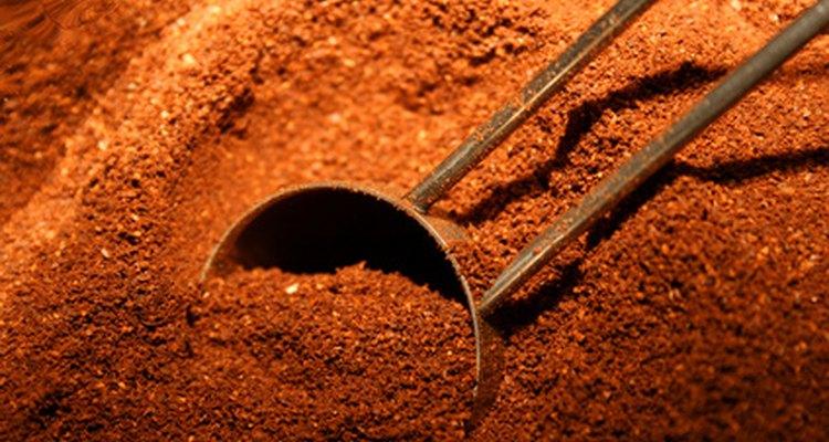 Café pode tingir alguns tecidos naturalmente