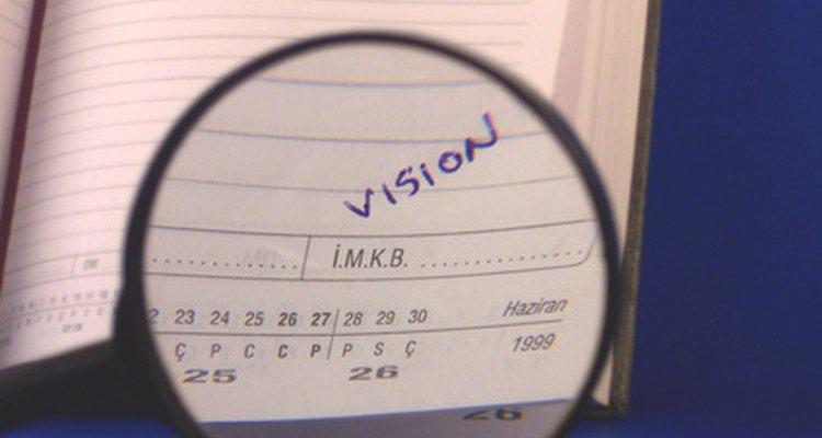 Los problemas de visión impiden la comunicación.