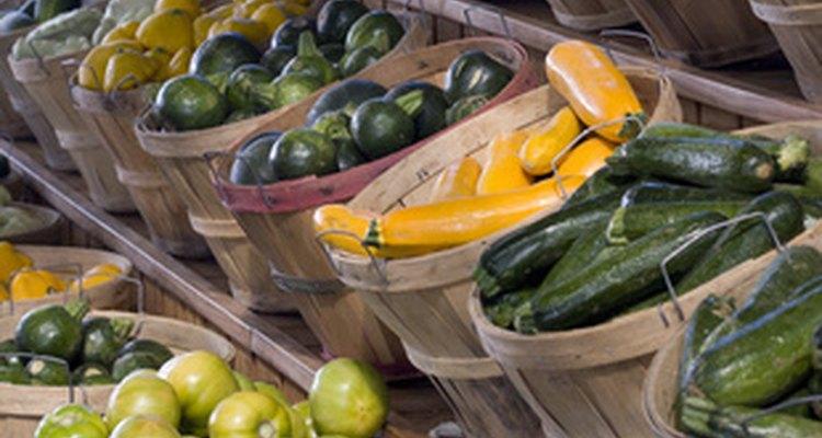 Aumente a ingestão de frutas e verduras frescas