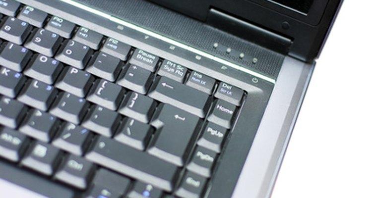 Teclados de laptop, muitas vezes, duplicam a funcionalidade da tecla printscreen para economizar espaço