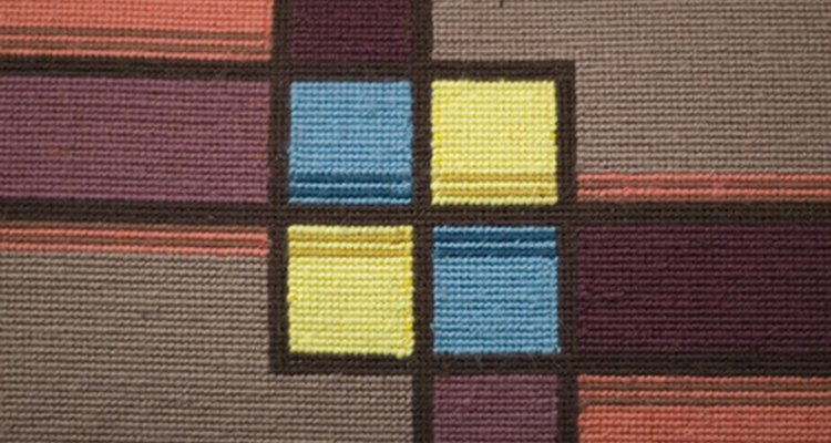 Você pode criar padrões únicos com azulejo de vidro