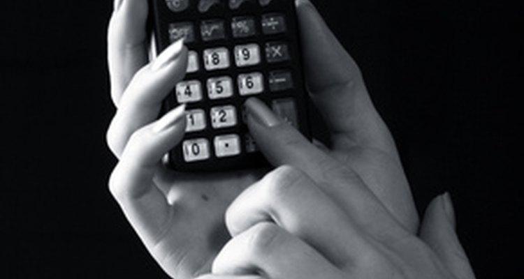 É fácil colocar uma bobina em uma calculadora