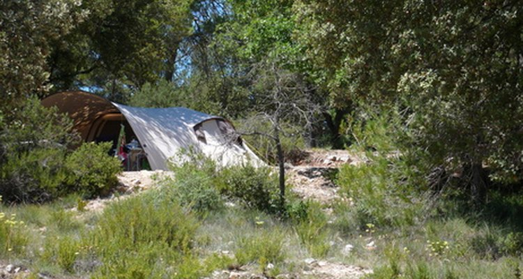 Enjoy family camping with the Outbound Four Person tent.