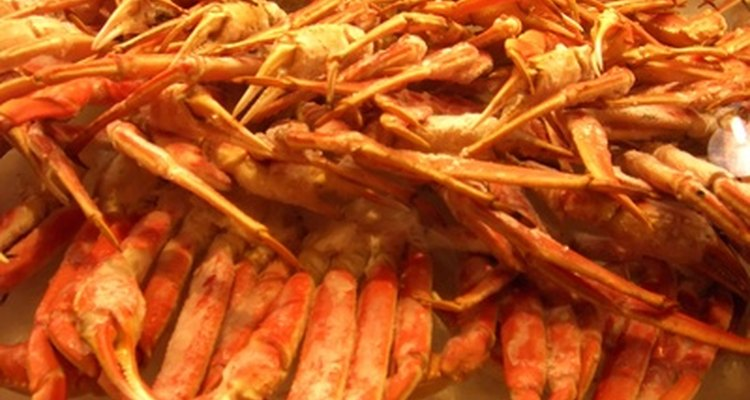 Alaskan crab fishing jobs can be very lucrative, if the catch is large and prices are high.