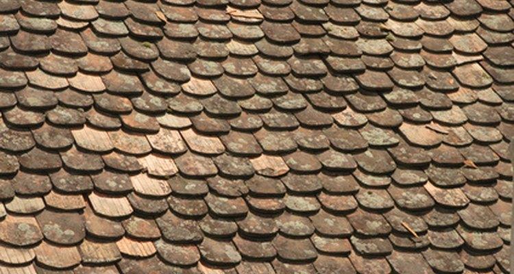 Telhado antigo