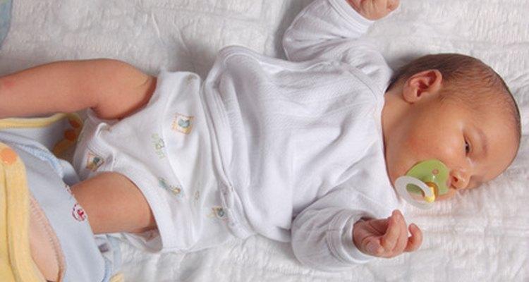 Los bebés recién nacidos son una población en riesgo para padecer problemas pulmonares.