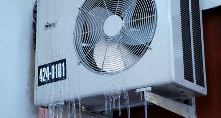 Las unidades de aire acondicionado vienen en diversas formas y en tamaños diferentes.