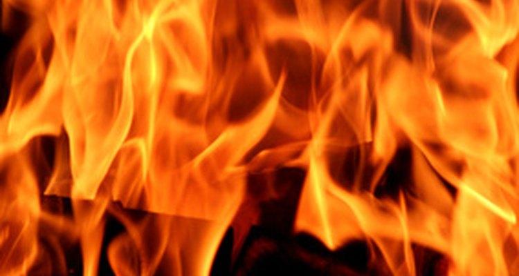 Elimine o odor de madeira queimada