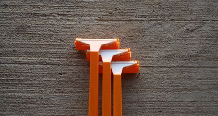 Deconstructing a disposable razor has never been so easy.