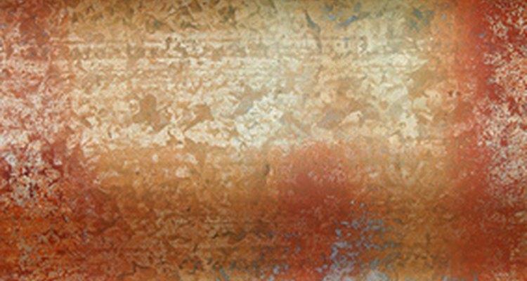 El metal oxidado y corrugado puede darle a tu techo un sabor original de campo.