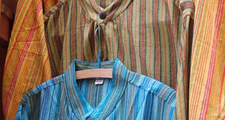 Camisas de los años 60.