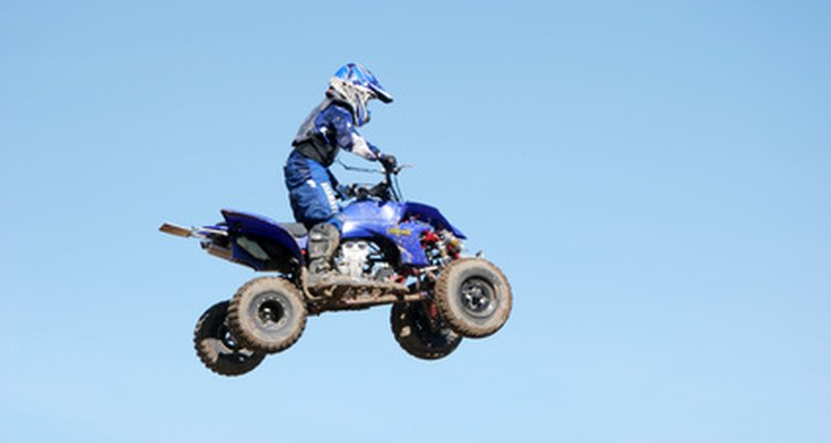 ATVs will have the VIN mounted on the frame.