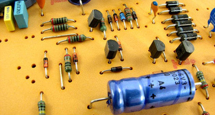 Remove a diode from a PCB by desoldering it.