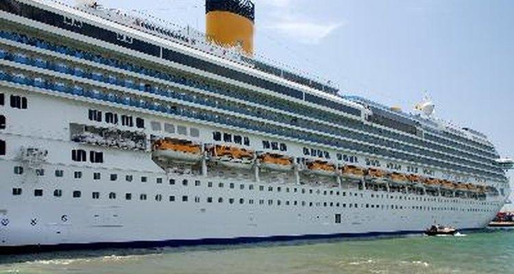 Los spas en cruceros ayudan a crear una atmósfera relajante para los pasajeros.