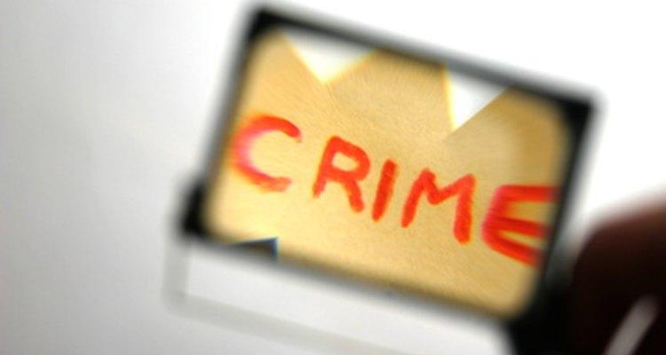 Un psicólogo forense tiene que trabajar con gente con pertubación mental extrema.