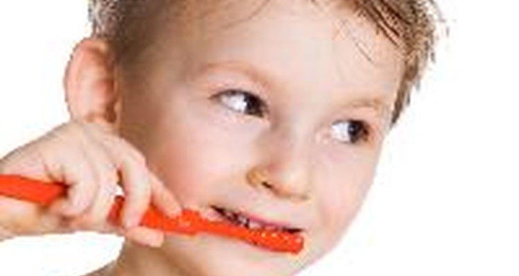 Enseñar higiene bucal.