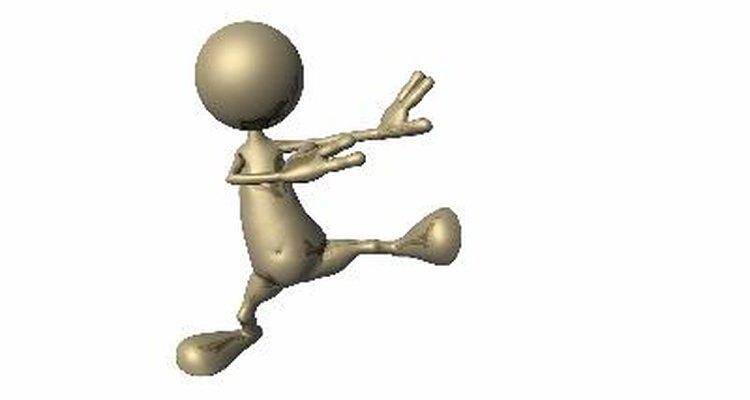 Los dibujos animados tridimensionales se ejecutan con software especializado digital.