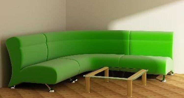 Un sofá seccional está hecho para reemplazar sofás, sillones y sillas.