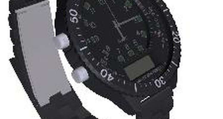 Relógios como o Tissot PRC200 apresentam várias funções