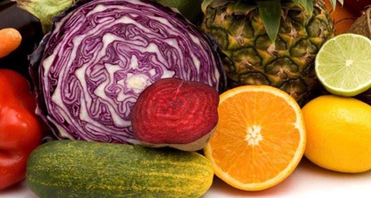 Coma frutas e vegetais para prevenir a leucoplasia