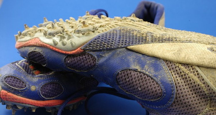 Repairing small cracks in rubber soles is a simple process.