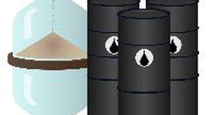 Ela é uma fração clara e leve do processo de purificação do petróleo