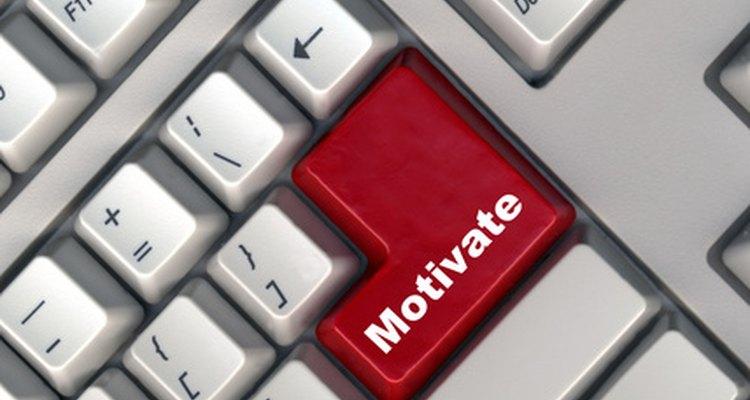 La motivación de otros es una importante tarea de un líder.