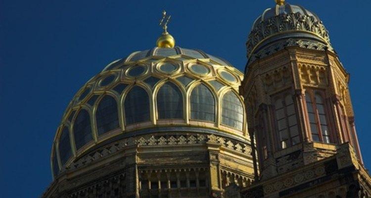 Los Shofares se tocan en las sinagogas.