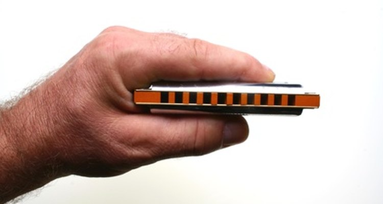 Pitch pipes are harmonicas featuring each note of a chromatic scale.