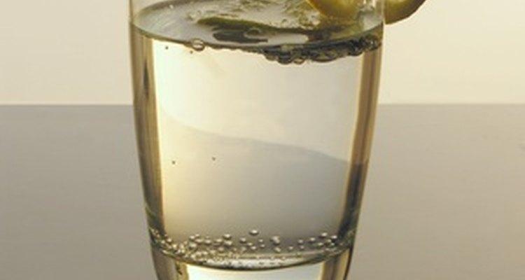 Enjoy carbonated water as an alternative beverage.