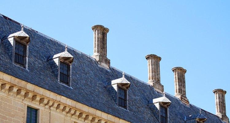 Victorian Chimney Pots.