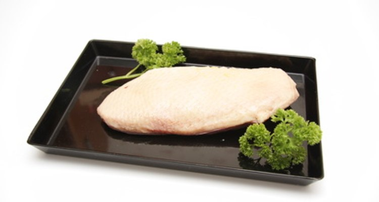 Duck breasts can be prepared in a slow cooker.