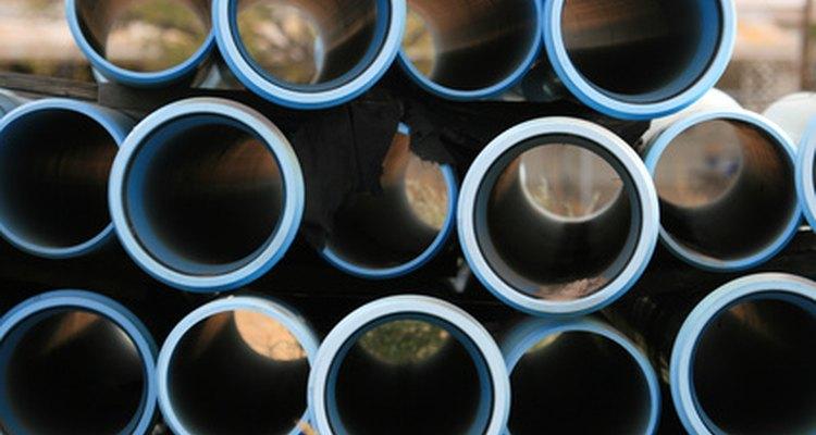 Utilizar PVC no projeto de uma coluna decorativa pode reduzir drasticamente os custos de construção