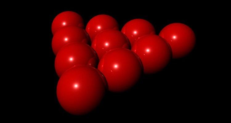 Bilhar ou sinuca? Bolas vermelhas são uma doação de morte