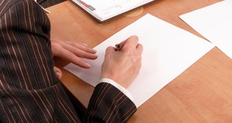 Quando você escreve uma carta de intenção tenha em mente o membro do comitê de avaliação que irá lê-la