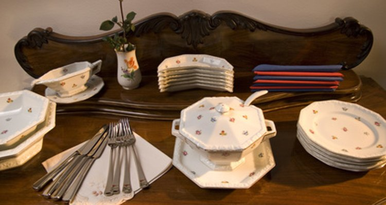 Wedgwood was ahead of its time in creating cheap, durable tableware, like this set.