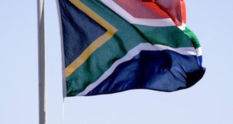 Bandeira da República da África do Sul