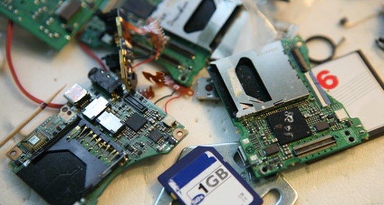 electronic circuits, sensors