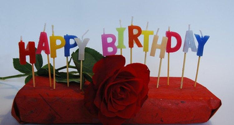 Festas de aniversário marcantes são especiais na vida da mulher