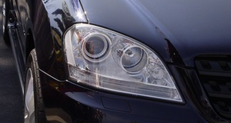 The headlights of your Mercedes-Benz are important for the safety of your vehicle.