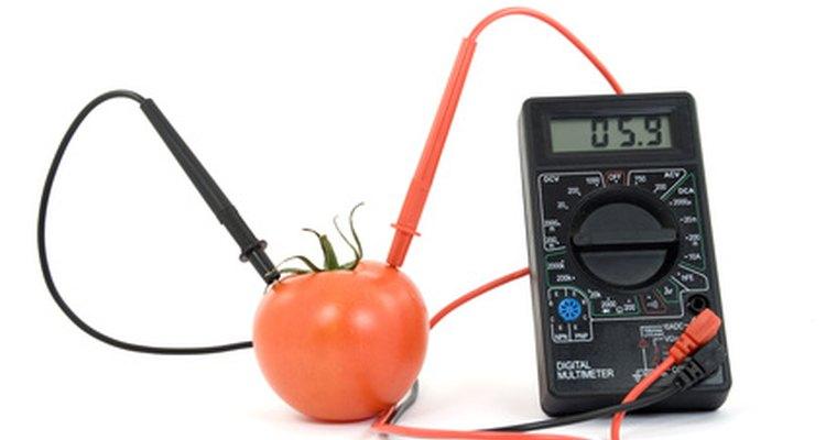 Medidores fornecem uma descrição precisa sobre a presença de corrente