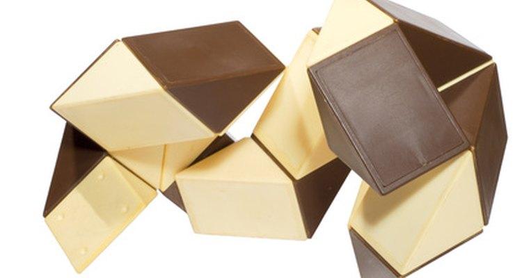 Como resolver um cubo elástico