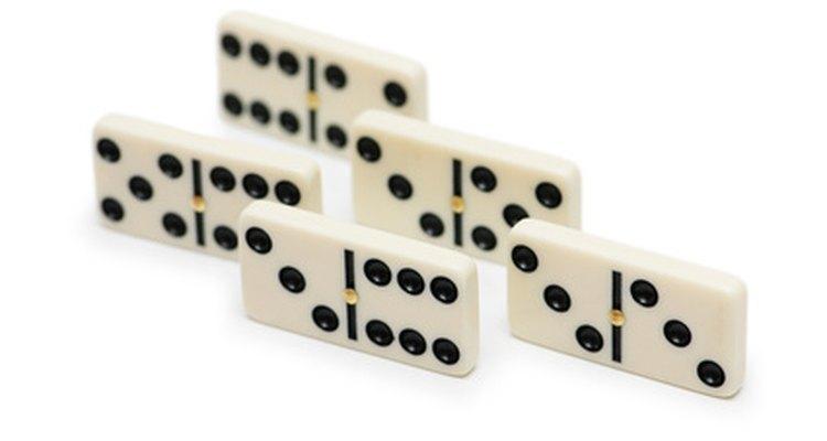 Jogadores de dominó devem ter algumas dicas em mente