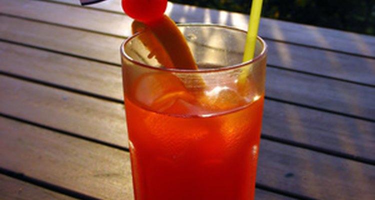 Calcular as razões de redução de receitas corretamente gera ótimos drinks