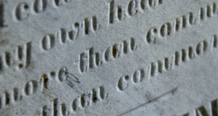 Choosing a headstone inscription is an important part of funeral planning.