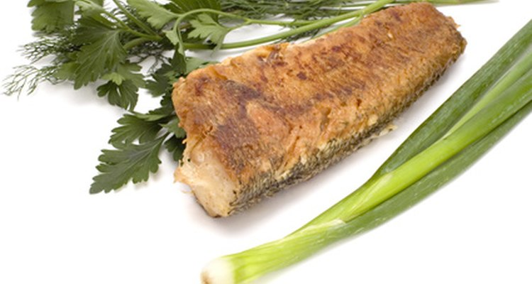 If not cooked properly, fish has the potential to cause food poisoning.